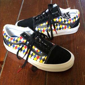 Vans Multicolor Sneakers